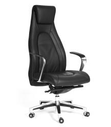Кресло руководителя CHAIRMAN  FUGA [Черная кожа] (Chairman)
