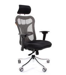 Кресло руководителя CHAIRMAN СН 769 [TW-11 черный/акрил] (Chairman)
