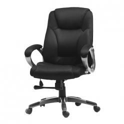 Кресло руководителя HLC-0487 [Черный] (College)