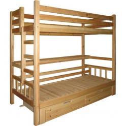 Двухъярусная кровать К-2м (Добрый мастер)