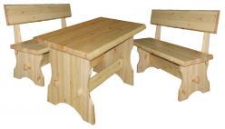 Комплект садовой мебели Cт s+ Ск ss (Добрый мастер)