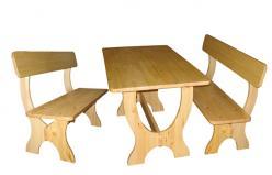 Комплект садовой мебели Ом-лс +  Ом (Добрый мастер)