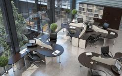 Комплект офисной мебели Эдем К2 (Эдем)