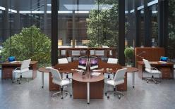 Комплект офисной мебели Эдем К3 (Эдем)