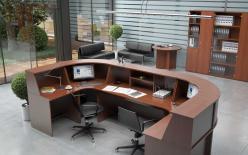 Комплект офисной мебели Эдем Ресепшен К2 (Эдем)
