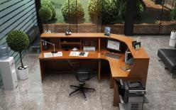 Комплект офисной мебели Эдем Ресепшн К1 (Эдем)