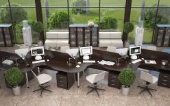 Комплект офисной мебели Лайт К2 (Эдем)