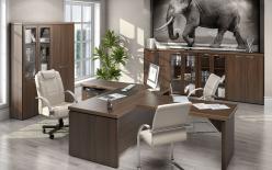 Комплект офисной мебели Милан К2 (Эдем)