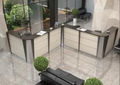 Комплект офисной мебели Рапид К1 (Эдем)