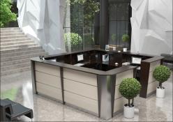 Комплект офисной мебели Рапид К3 (Эдем)