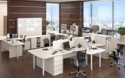 Комплект офисной мебели Вита-1 К1 (Эдем)