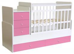 Кроватка 1100 Polini Simple (Воткинская ПК)