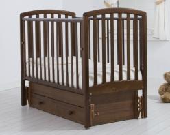 Кроватка К-2001-12м (Гандылян)