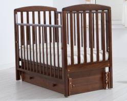 Кроватка К-2002-15м (Гандылян)