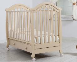 Кроватка К-2002-18 (Гандылян)