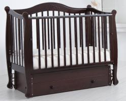 Кроватка К-2002-20м (Гандылян)