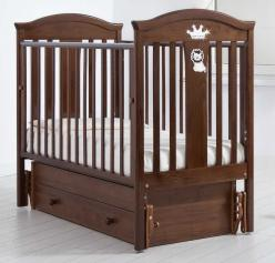 Кроватка К-2002-29м (Гандылян)