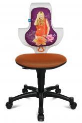 Компьютерное кресло DISNEY KID 6900 [JC03 Hanna Montana] (Гауди)