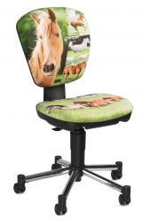 Компьютерное кресло Kiddi Star 6220 [JB2 Лошадки] (Гауди)
