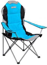 Кресло для пикника 2305 [Черный / Голубой] (Green Glade)