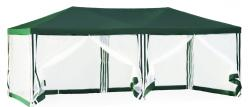 Шатер для дачи Green Glade 1056 [Зеленый] (Green Glade)