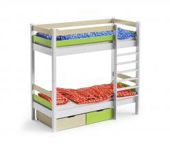 Двухъярусная кровать GSE - 7082 + GSE - 7084 (Грифон)