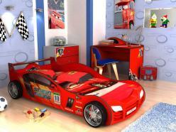 Комплект детской мебели Рейсер К2 [Красный] (Грифон)