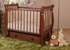 Кроватка Лаванда АБ 21.2 (Лель)