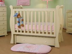 Кроватка Лаванда АБ 21.3 (Лель)