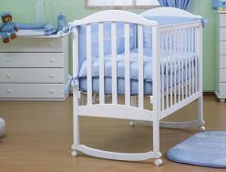 Кроватка Лилия АБ 17.0 (Лель)