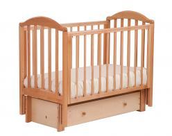 Кроватка Лилия АБ 17.3 (Лель)