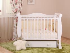 Кроватка Маргаритка БИ 08.2 (Лель)