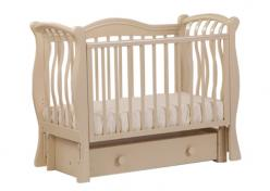 Кроватка Маргаритка БИ 08.3 (Лель)