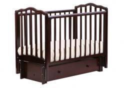 Кроватка Жасмин АБ 19.3 (Лель)