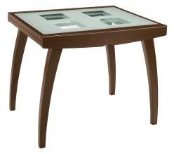 Обеденный стол «МУРАНО 90/75-С» (Лидер)