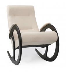 Кресло-качалка Модель 3 ткань (013.003) (Импэкс)