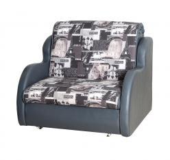 Кресло Мортон [Галари Сити 02 / Санни Грей, 5 кат.] (Мебель-Холдинг)