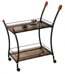 Сервировочный столик Поло  (Мебелик)