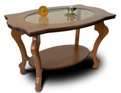 Журнальный столик Берже-1С (Мебелик)