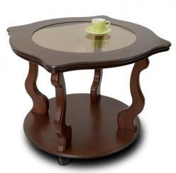 Журнальный столик Берже-4С (Мебелик)