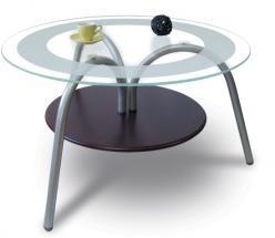 Журнальный столик Дуэт-1 (Мебелик)