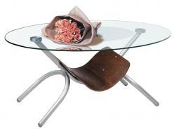 Журнальный столик Дуэт-2  (Мебелик)