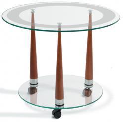 Журнальный столик Квартет-13 (Мебелик)