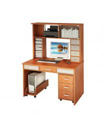 Компьютерный стол СП-30 Н + СП-30 СМ + СП-30 П + ТС-1 (Мэрдэс)