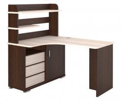 Угловой компьютерный стол СР-145 (Мэрдэс)