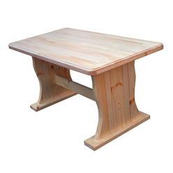 Садовый стол Московия (лак) Стол деревянный (МФДМ)