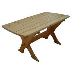 Садовый стол Сказка Стол деревянный (МФДМ)