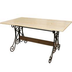 Садовый стол Стол кованый Лира (МФДМ)