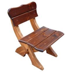 Садовый стул Сказка Стул деревянный (МФДМ)