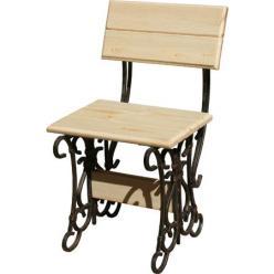 Садовый стул Стул кованый Лира (МФДМ)
